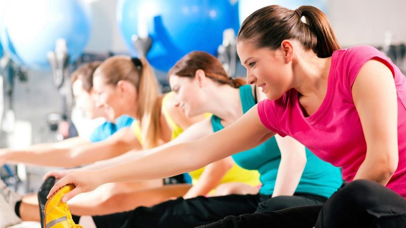 The Short Growing Fitness World