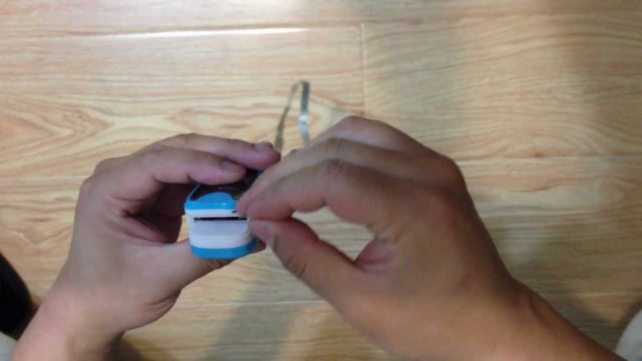Relion pulse oximeter review
