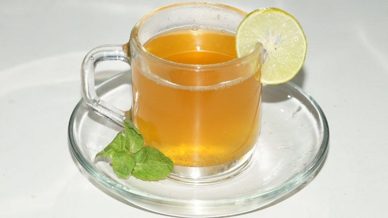 What is Lemon Tea? Preparation of Lemon Tea
