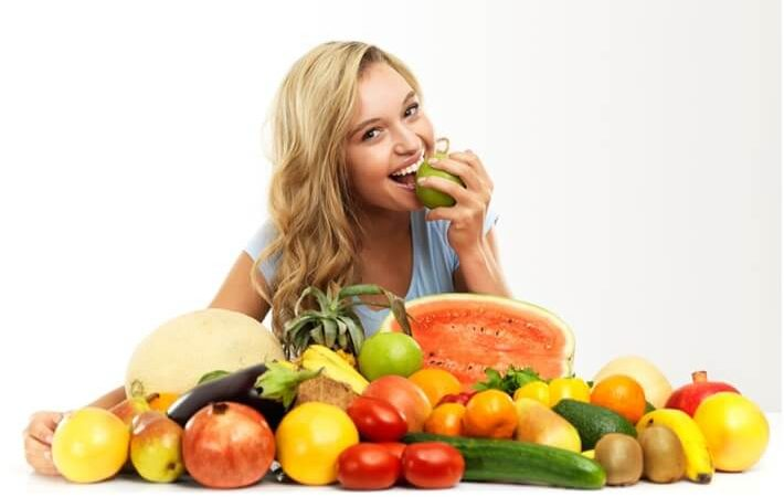Keep up a specific diet in the post plastic surgery period