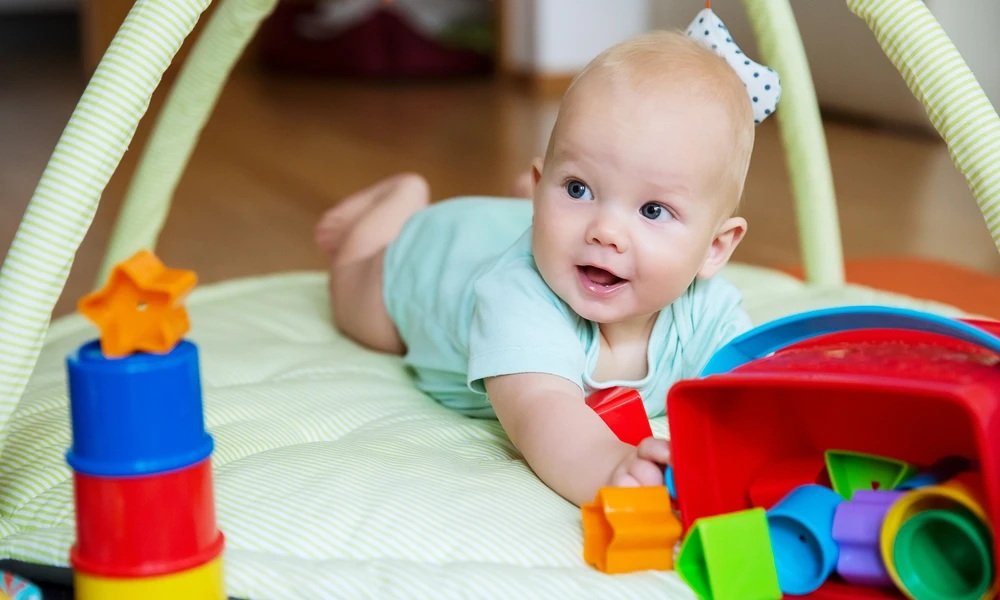 Baby Walkers Initiate The Growth Of Babies. How? Let's Tell You With Some Advantages