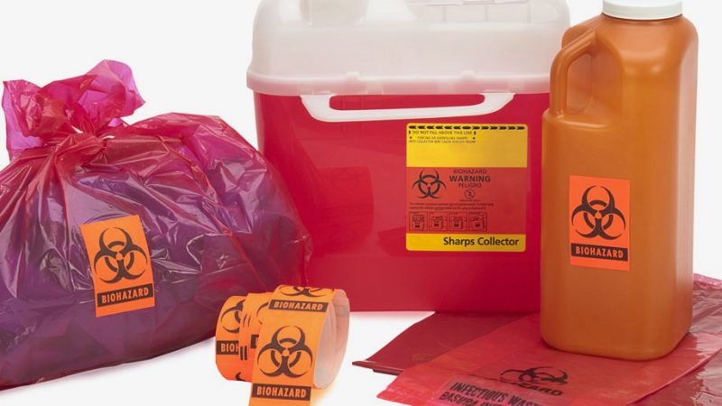Regulated Medical Waste Disposal-A Must To Keep The Environment Safe